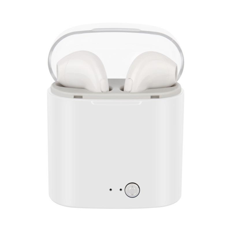 Bluetooth Mini Earbuds - Assorted Colors Headphones & Speakers White - DailySale
