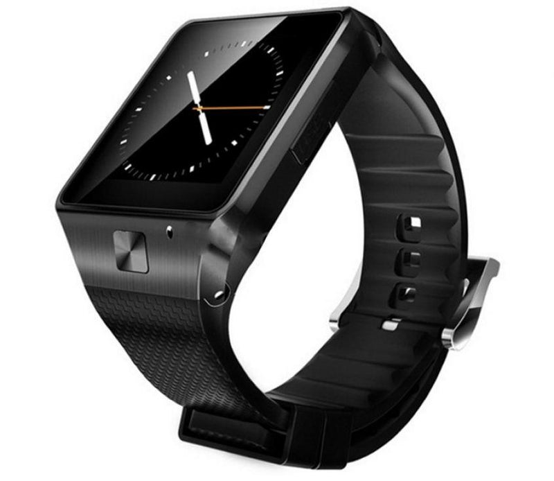 Bluetooth Smart Watch with Camera, Pedometer, Activity Monitor and iPhone/Android Phone Sync Gadgets & Accessories - DailySale