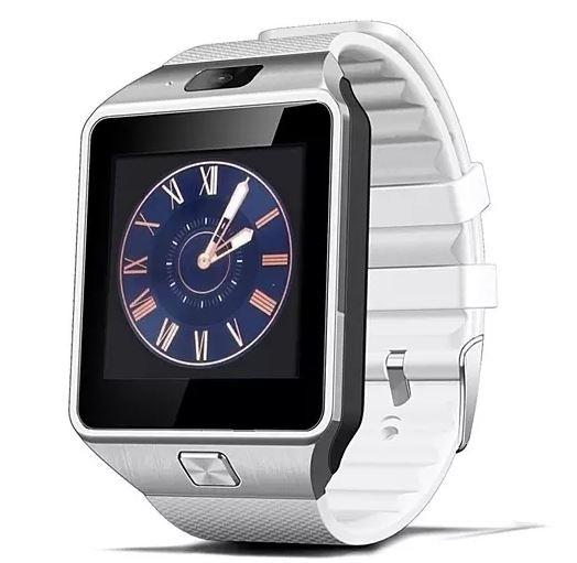 Bluetooth Smart Watch with Camera, Pedometer, Activity Monitor and iPhone/Android Phone Sync Gadgets & Accessories White - DailySale