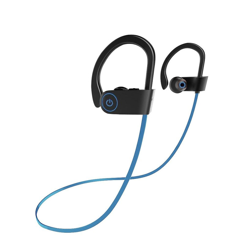 Bluetooth Wireless Sport Headphones Headphones & Speakers Blue - DailySale
