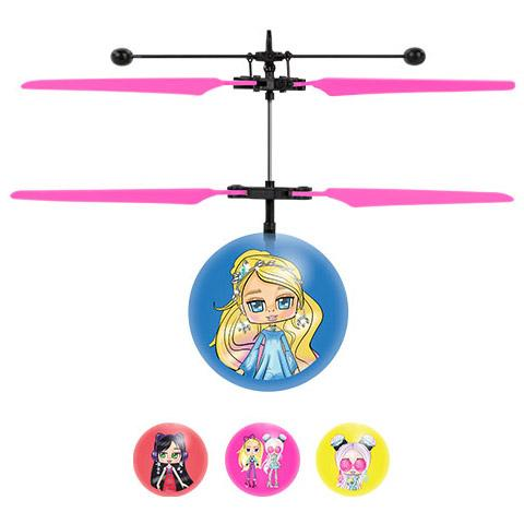Boxy Girl Mystery Box IR UFO Ball Helicopter Toys & Hobbies - DailySale