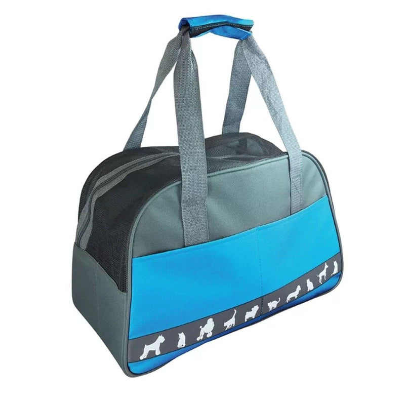 Byler Soft-Sided Airline Approved Pet Carrier - Assorted Colors Pet Supplies Blue - DailySale