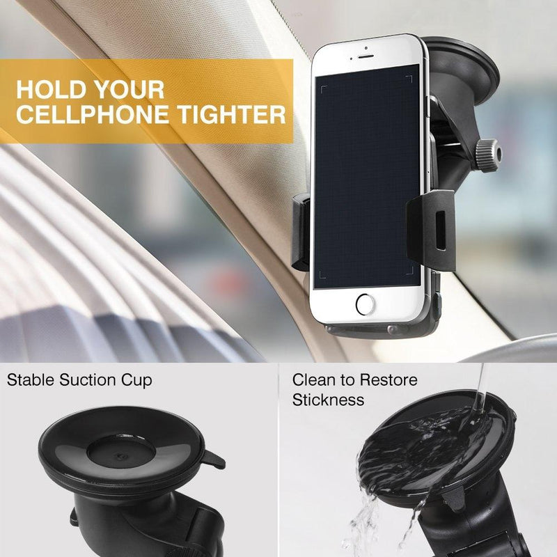 Hands Free Car Phone Holder | Buy Car Mount Phone Holder Online