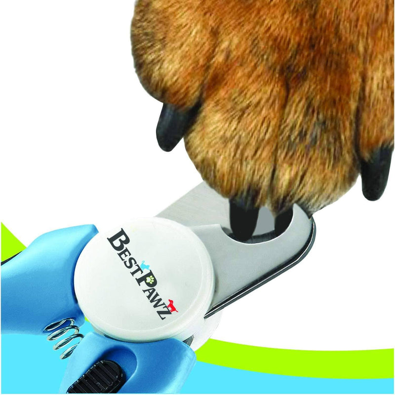 Cat & Dog Nail Clippers & Trimmers with Safety Guards Pet Supplies - DailySale