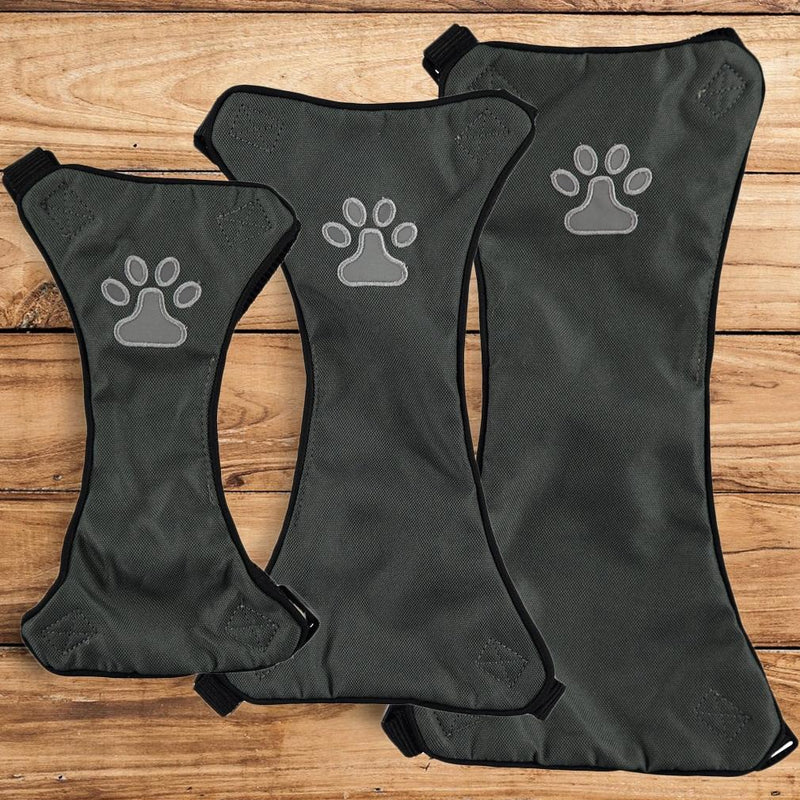 Comfort Soft Adjustable Harness Outer Vest with Soft Handle Pet Supplies - DailySale