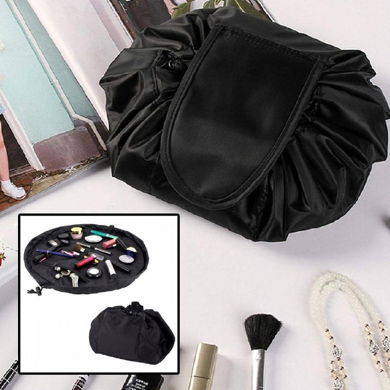 Cosmo Cinch and Go Drawstring Travel Makeup Bag Beauty & Personal Care - DailySale