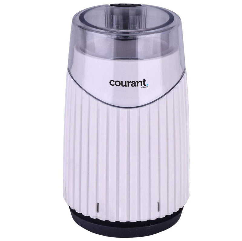 Courant Electric Motor Coffee Grinder - Assorted Colors Kitchen Essentials White - DailySale