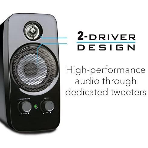 Creative Inspire T10 Speaker System Speakers - DailySale