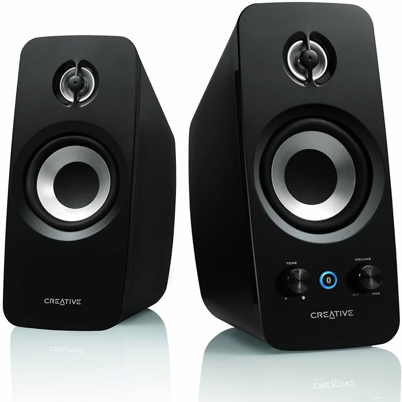 Creative T15 Wireless Bluetooth 2.0 Computer Speaker System Headphones & Speakers - DailySale