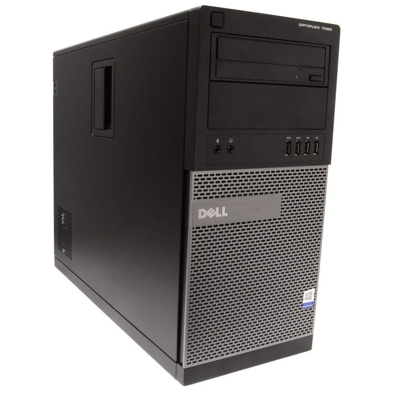 Dell Optiplex 7020 Tower Computer PC Tablets & Computers - DailySale