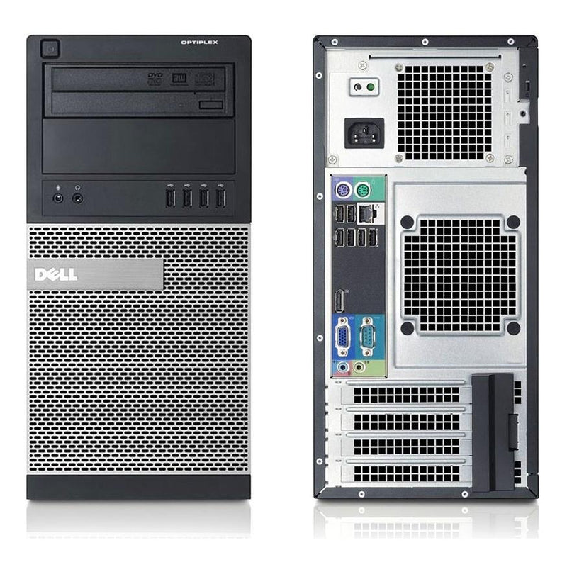 Dell OptiPlex 790 MT/Core i5-2400 Quad @ 3.1 GHz Tablets & Computers - DailySale
