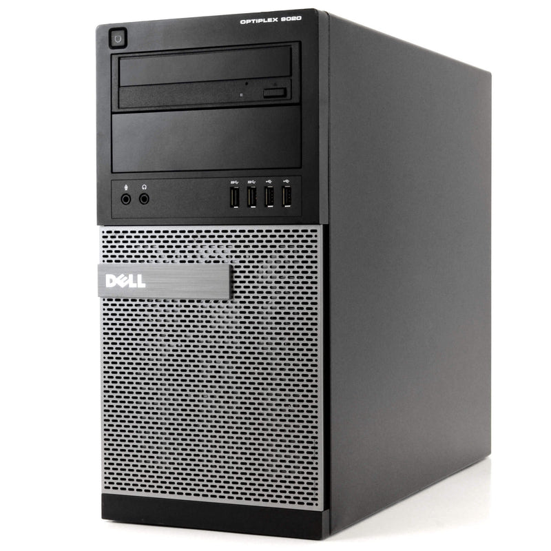 Dell Optiplex 9020 Tower Computer PC Windows 10 Home 64Bit Computers - DailySale