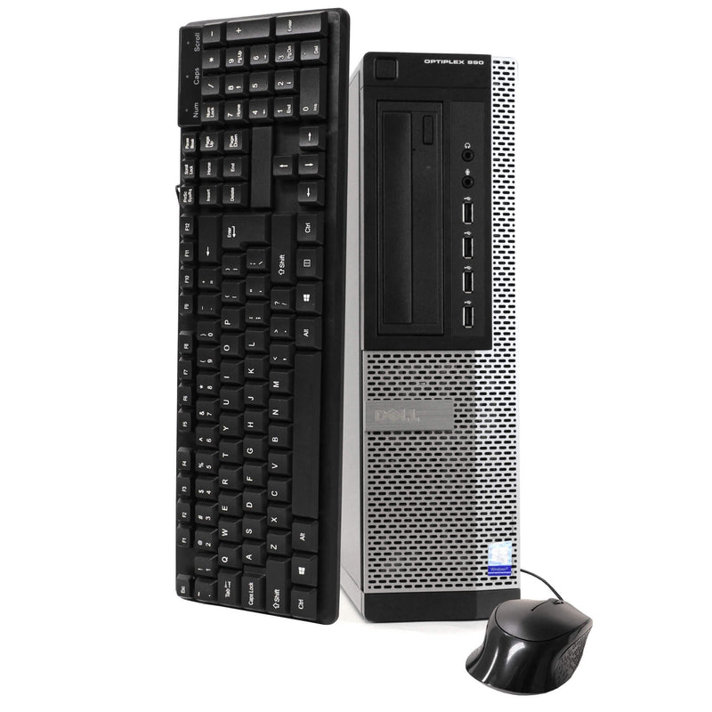 Dell Optiplex 990 Desktop Computer PC Tablets & Computers - DailySale