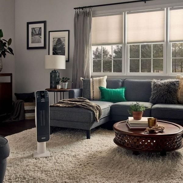 DeLonghi Tower Ceramic Heater Home Essentials - DailySale