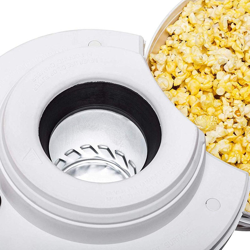 Deni Popcorn Maker Baseball Hot Air Popcorn Popper Kitchen Essentials - DailySale