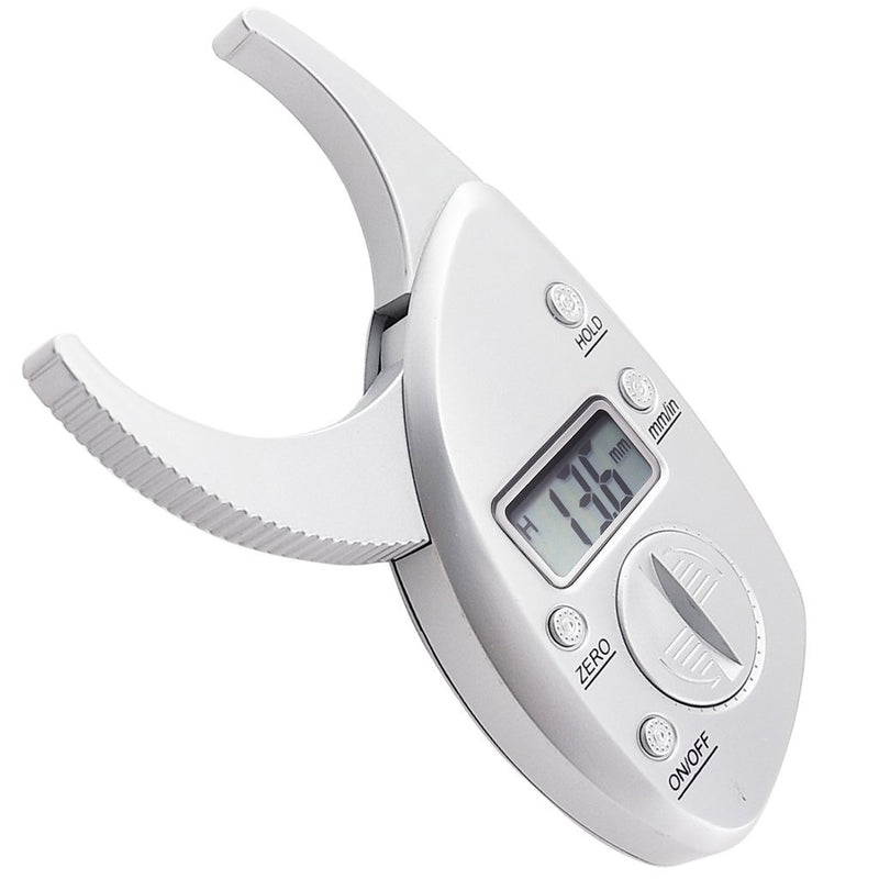 Digital Caliper Body Fat Anlyzer Fitness - DailySale