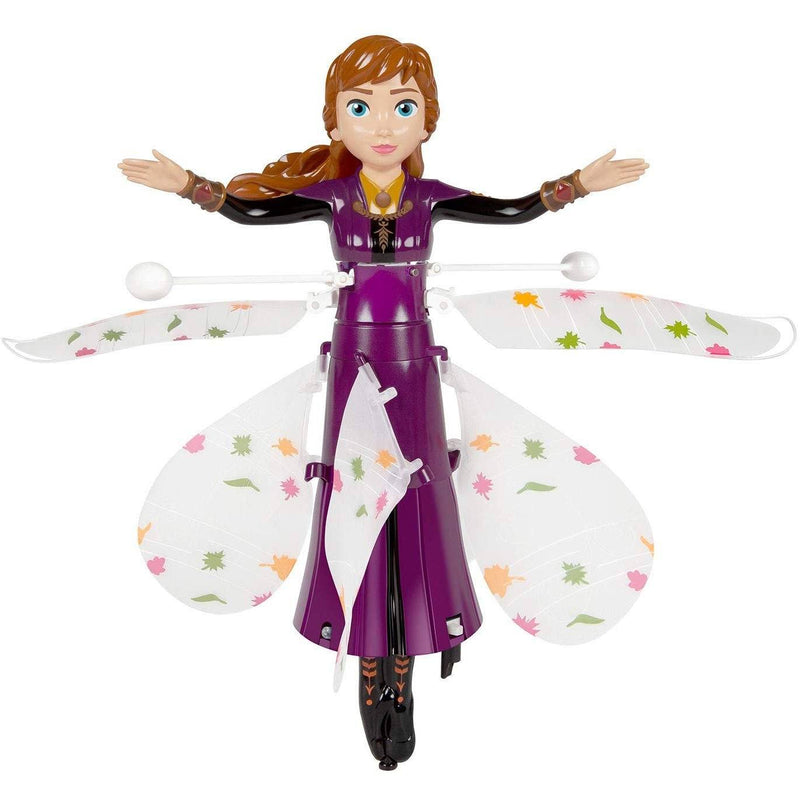 Disney Disney Licensed Frozen Motion Sensing IR Helicopter Toys & Games Anna Flying Figure - DailySale