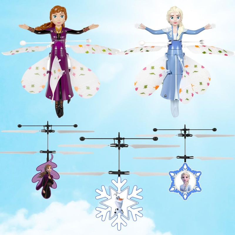 Disney Disney Licensed Frozen Motion Sensing IR Helicopter Toys & Games - DailySale