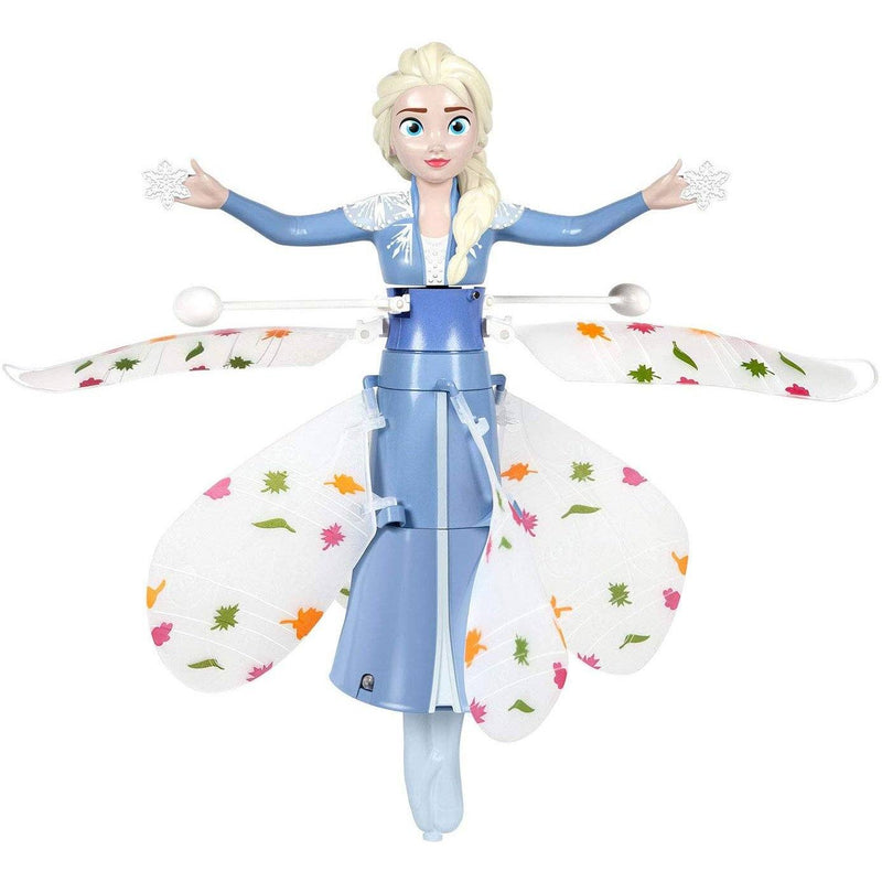 Disney Disney Licensed Frozen Motion Sensing IR Helicopter Toys & Games Elsa Flying Figure - DailySale