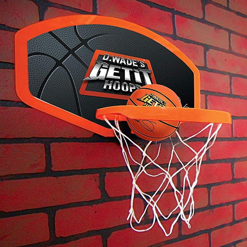 Dwayne Wade Wirelessly Connected Mini Basketball Hoop Toys & Games - DailySale