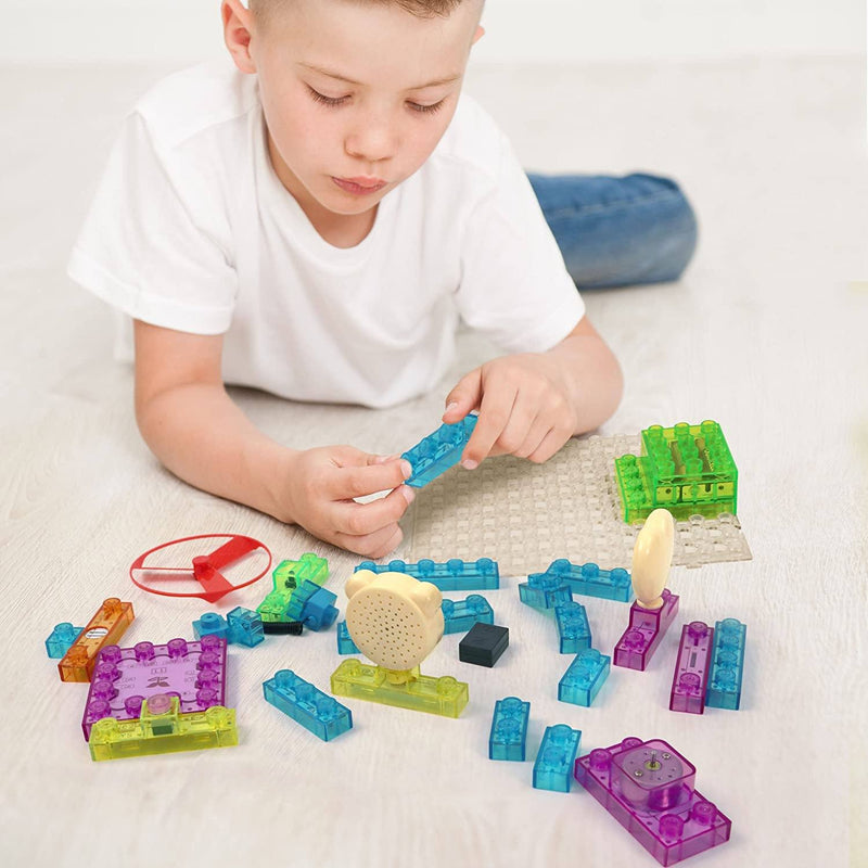 E-Blox STEM Toys Circuit Maker for Kids Toys & Games - DailySale