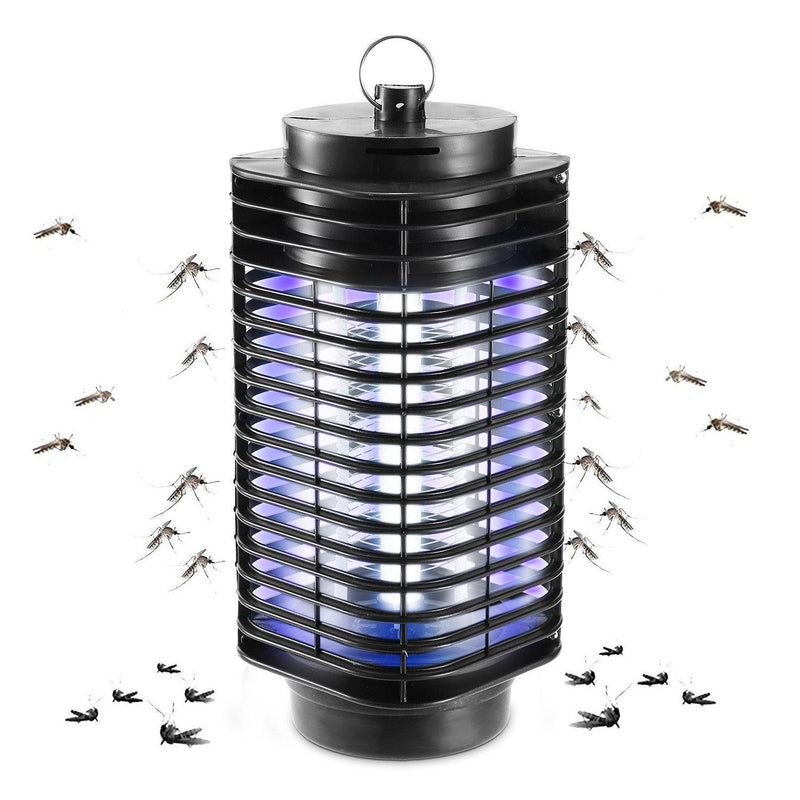 Electric Bug Zapper UV Light Flying Zapper Insect Killer Lamp Pest Control - DailySale