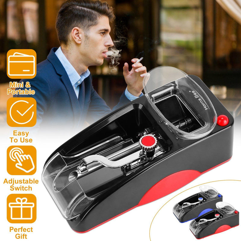 Electric Cigarette Rolling Machine Everything Else - DailySale