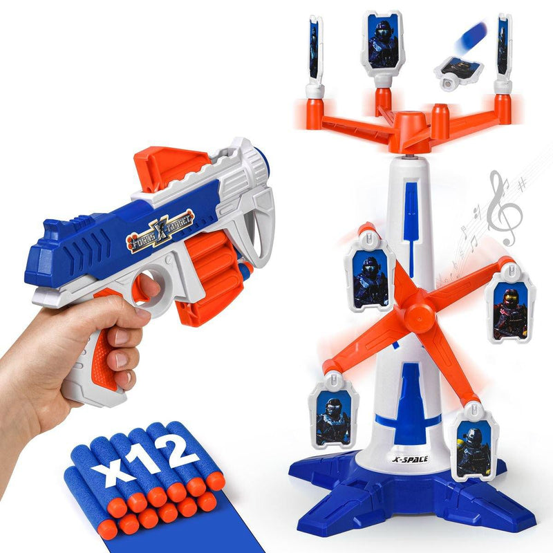 Electric Shooting Target Game for Kids Toys & Hobbies - DailySale