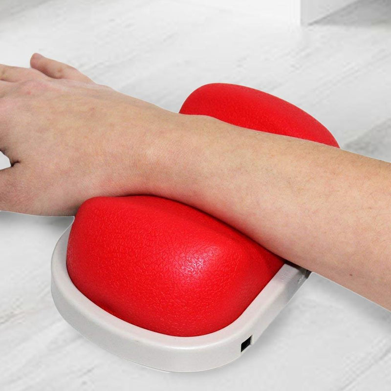 Electric Wrist And Palm Massage System Wellness & Fitness - DailySale