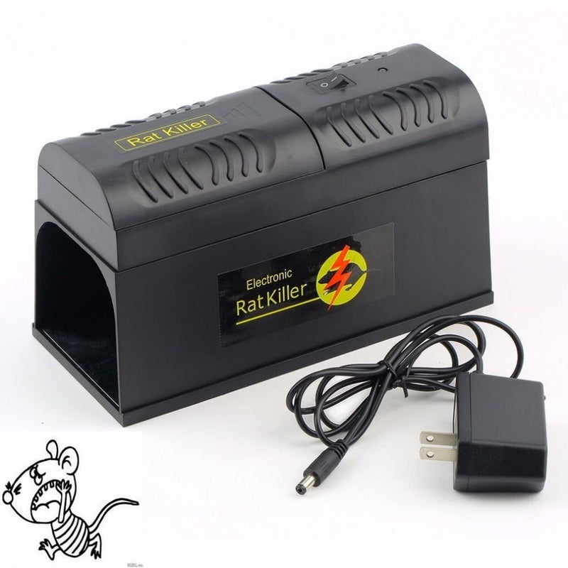 Electronic Rodent Zapper Trap Pest Control - DailySale