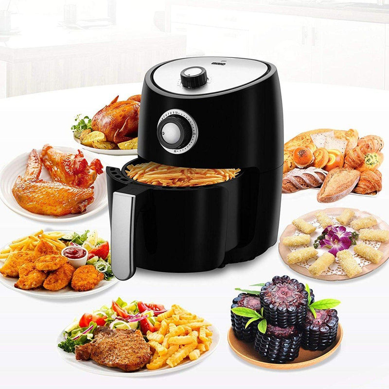 Emerald Compact 2 Liters Mini Air Fryer Kitchen Essentials - DailySale