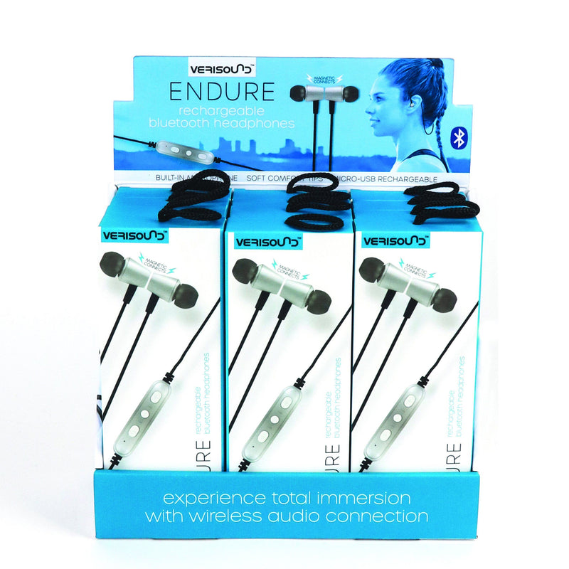 ENDURE Rechargeable Bluetooth Headphones Headphones & Speakers - DailySale