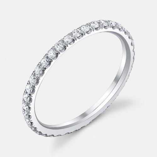 Eternity Ring for Women Jewelry 6 Silver - DailySale