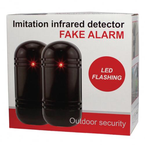 Fake Security Beam Imitation Infrared Detector Tactical - DailySale