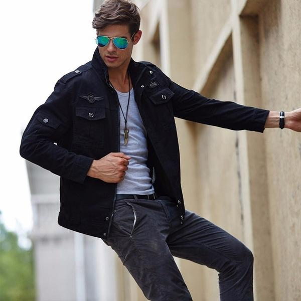 Fashion Mens Jacket Men's Clothing - DailySale