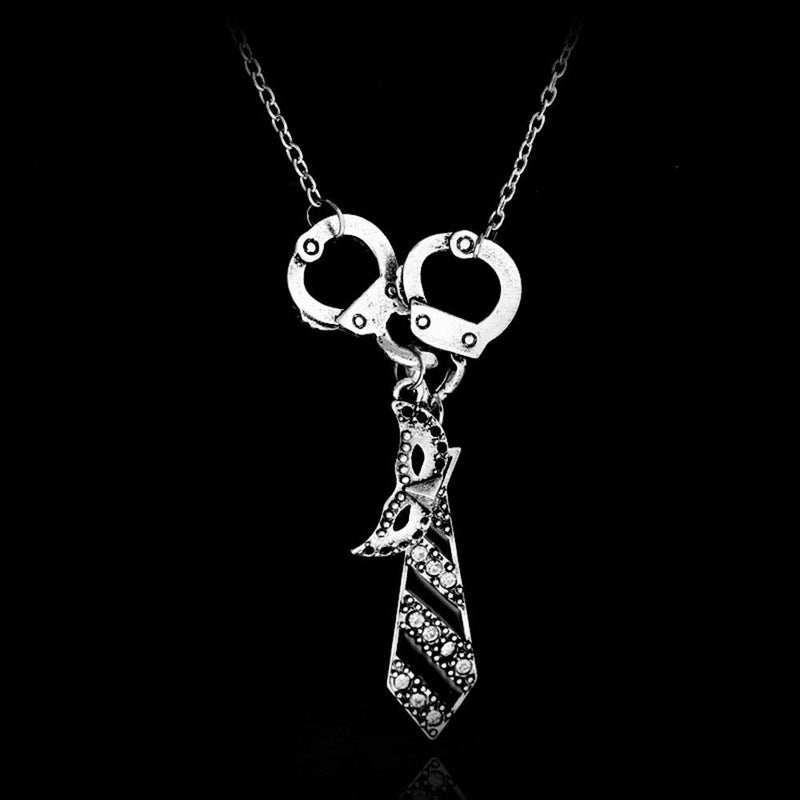 Fifty Shades of Grey Inspired Necklace Jewelry - DailySale