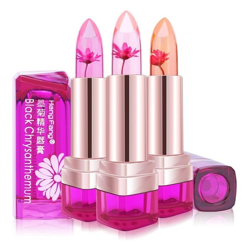 Flower Jelly Color-Changing and Moisturizing Lip Balm Beauty & Personal Care - DailySale