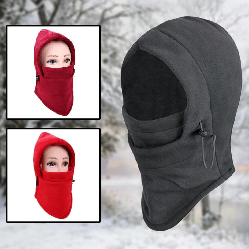 Full Cover Fleece Winter Mask - Assorted Colors Women's Apparel - DailySale