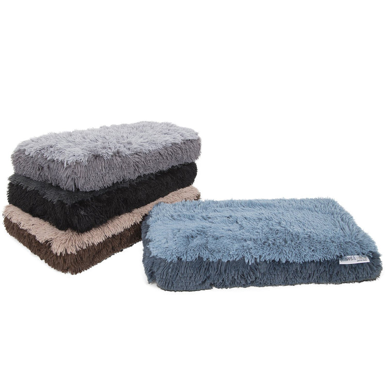 Fuzzy Pet Bed Pet Supplies - DailySale