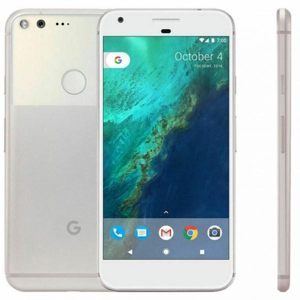 Google Pixel Verizon + GSM Unlocked Phones & Accessories 32GB Silver - DailySale