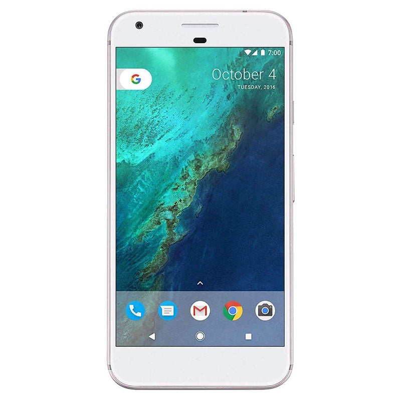 Google Pixel XL 32GB Silver Factory Unlocked Phones & Accessories - DailySale