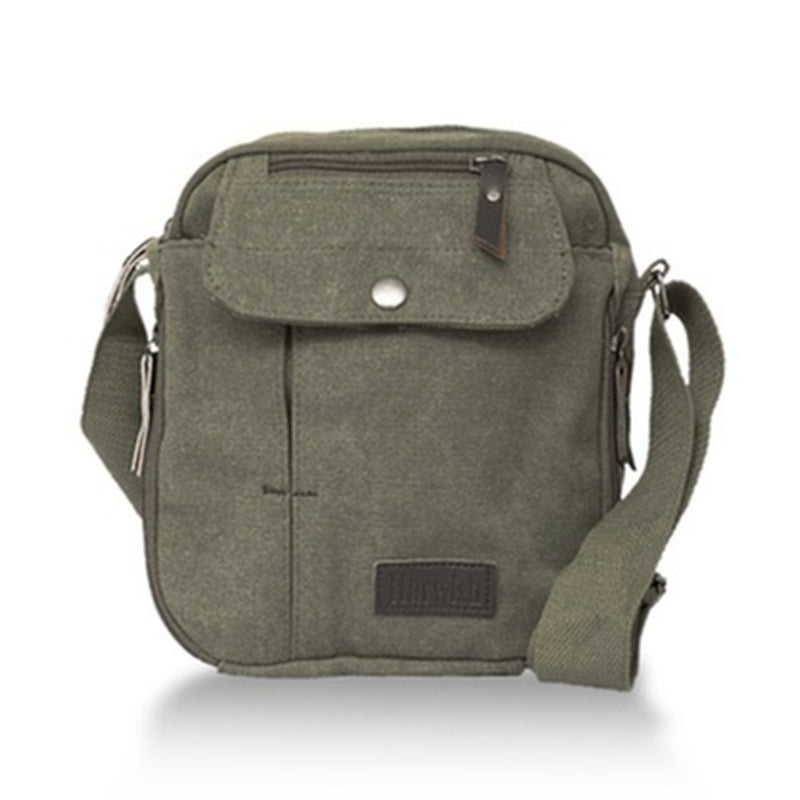 Multifunctional Heavy-Duty Canvas Traveling Bag - DailySale, Inc