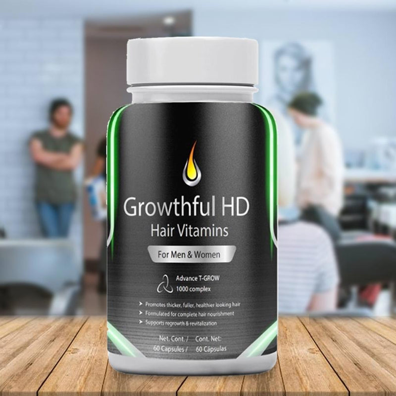 Growthful HD Hair Vitamins for Men and Women Beauty & Personal Care - DailySale