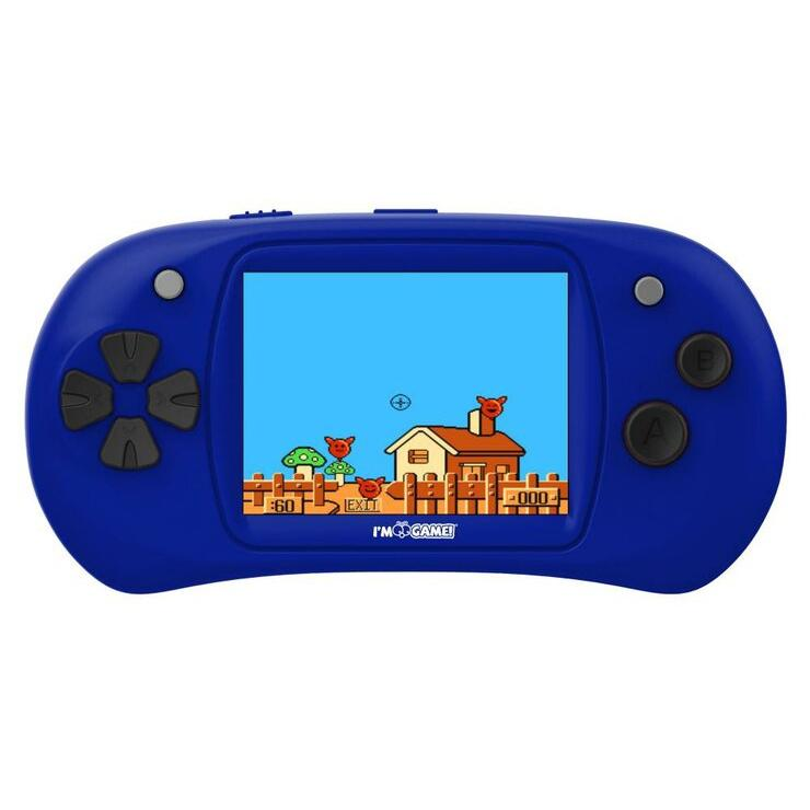 Handheld Video Game Player - 150 Games Built-In Toys & Games Blue - DailySale