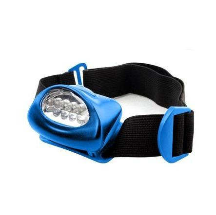 Hands Free LED Headlamp Sports & Outdoors Blue - DailySale