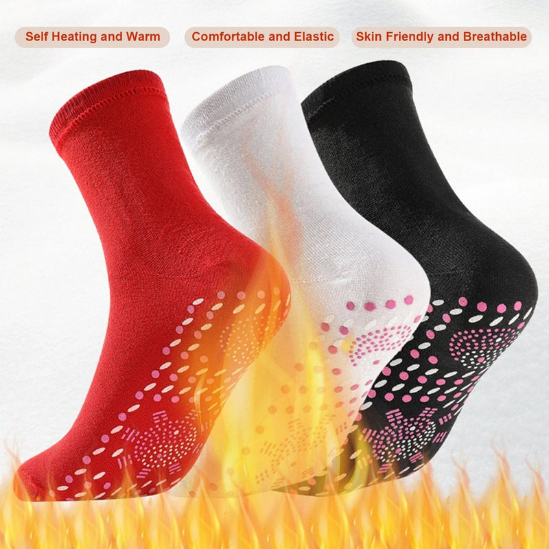 Heated Socks Self Heating Socks Sports & Outdoors - DailySale