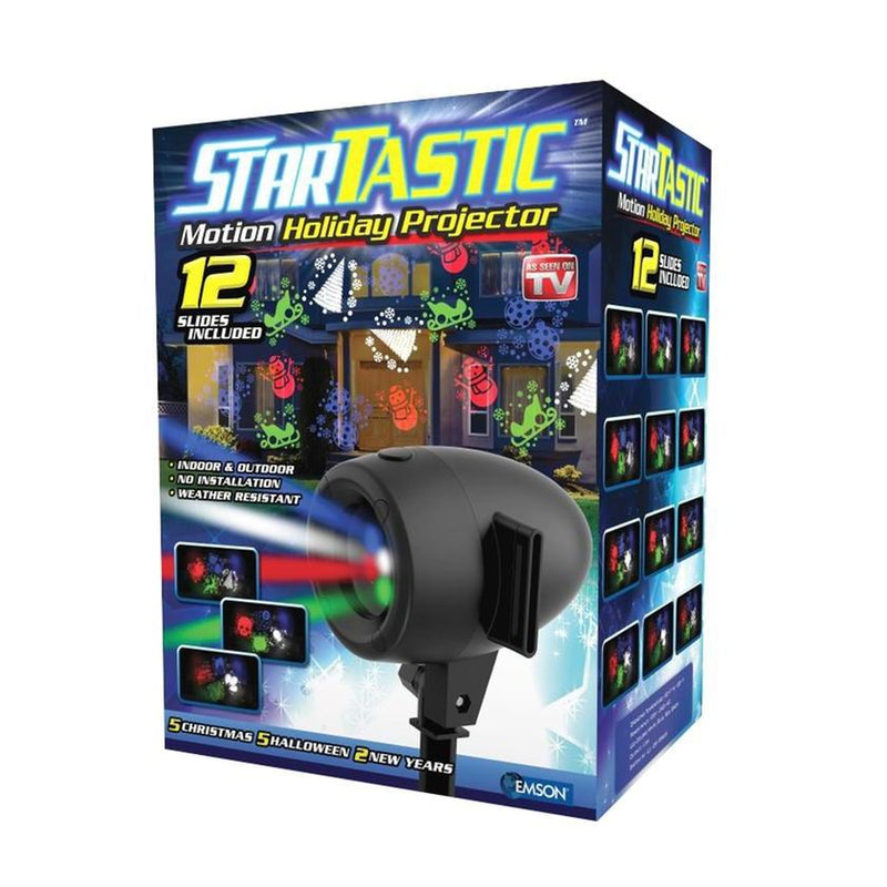 Holiday Startastic LED Laser Projectors Home Lighting No. 1 - DailySale
