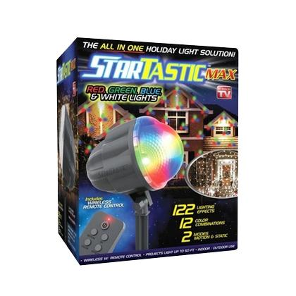 Holiday Startastic LED Laser Projectors Home Lighting No. 3 - DailySale