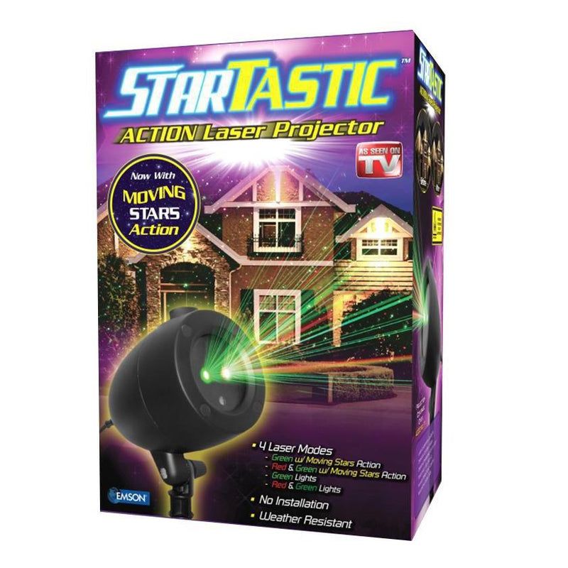Holiday Startastic LED Laser Projectors Home Lighting No. 4 - DailySale