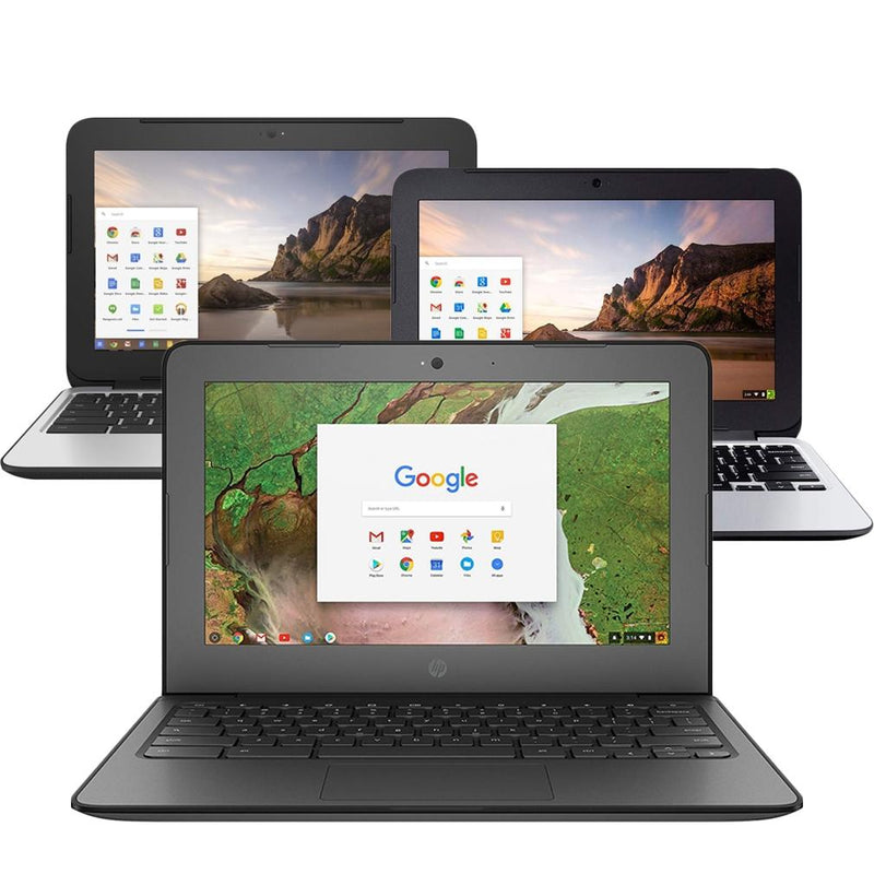 "HP 11.6"" Chromebook 4GB 16GB Tablets & Computers - DailySale"